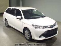 Used 2015 TOYOTA COROLLA FIELDER BH360488 for Sale for Sale