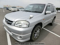 Used 2002 MAZDA TRIBUTE BH360662 for Sale for Sale