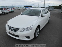 Used 2010 TOYOTA MARK X BH360542 for Sale for Sale