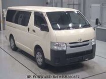 Used 2015 TOYOTA HIACE VAN BH360357 for Sale for Sale