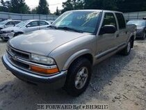 Used 2001 CHEVROLET S-10 BH362117 for Sale for Sale