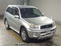 Used 2003 TOYOTA RAV4 BH360438 for Sale for Sale