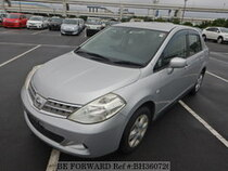 Used 2010 NISSAN TIIDA LATIO BH360726 for Sale for Sale