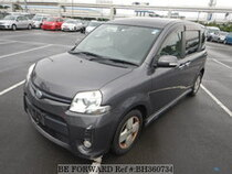 Used 2011 TOYOTA SIENTA BH360734 for Sale for Sale