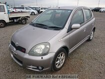 Used 2002 TOYOTA VITZ BH363314 for Sale for Sale