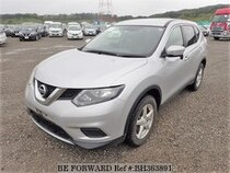 Used 2015 NISSAN X-TRAIL BH363891 for Sale for Sale