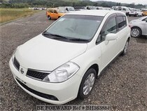 Used 2007 NISSAN TIIDA BH363884 for Sale for Sale