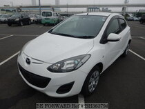 Used 2014 MAZDA DEMIO BH363794 for Sale for Sale