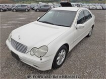 Used 2003 MERCEDES-BENZ C-CLASS BH363917 for Sale for Sale