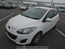 Used 2014 MAZDA DEMIO BH363795 for Sale for Sale