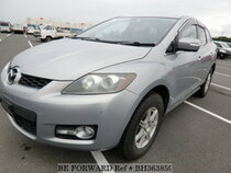 Used 2007 MAZDA CX-7 BH363859 for Sale for Sale