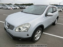 Used 2007 NISSAN DUALIS BH363736 for Sale for Sale