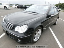 Used 2007 MERCEDES-BENZ C-CLASS BH363812 for Sale for Sale