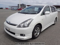 Used 2004 TOYOTA WISH BH363767 for Sale for Sale
