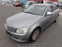 Used 2007 MERCEDES-BENZ C-CLASS BH365849 for Sale for Sale