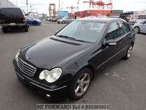 Used 2006 MERCEDES-BENZ C-CLASS BH365851 for Sale for Sale