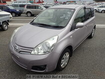 Used 2010 NISSAN NOTE BH365853 for Sale for Sale