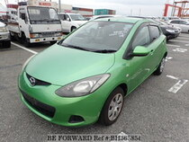 Used 2007 MAZDA DEMIO BH365854 for Sale for Sale