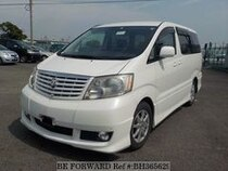 Used 2003 TOYOTA ALPHARD BH365629 for Sale for Sale