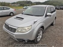 Used 2009 SUBARU FORESTER BH365931 for Sale for Sale