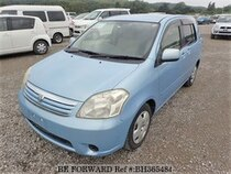 Used 2003 TOYOTA RAUM BH365484 for Sale for Sale