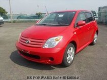 Used 2005 TOYOTA IST BH365649 for Sale for Sale