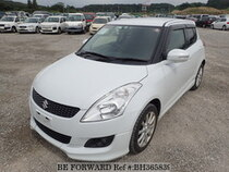 Used 2012 SUZUKI SWIFT BH365839 for Sale for Sale