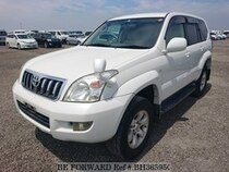 Used 2002 TOYOTA LAND CRUISER PRADO BH365950 for Sale for Sale