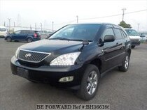 Used 2006 TOYOTA HARRIER BH366186 for Sale for Sale