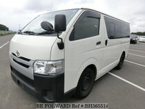 Used 2016 TOYOTA HIACE VAN BH365514 for Sale for Sale