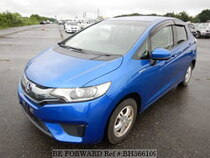 Used 2014 HONDA FIT HYBRID BH366109 for Sale for Sale