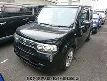 Used 2010 NISSAN CUBE BH366124 for Sale for Sale