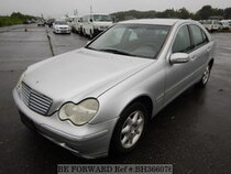 Used 2001 MERCEDES-BENZ C-CLASS BH366076 for Sale for Sale