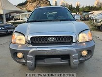 Used 2004 HYUNDAI SANTA FE BH371061 for Sale for Sale