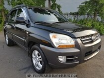Used 2006 KIA SPORTAGE BH371124 for Sale for Sale