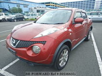 Used 2010 NISSAN JUKE BH368352 for Sale for Sale