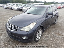 Used 2009 NISSAN SKYLINE CROSSOVER BH368353 for Sale for Sale