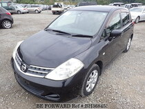 Used 2008 NISSAN TIIDA BH368453 for Sale for Sale