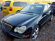 Used 2004 MERCEDES-BENZ C-CLASS BH371358 for Sale for Sale
