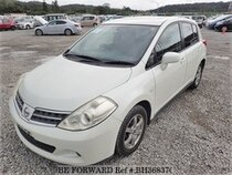 Used 2008 NISSAN TIIDA BH368370 for Sale for Sale