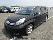 Used 2011 TOYOTA ISIS BH368547 for Sale for Sale
