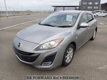 Used 2011 MAZDA AXELA SPORT BH368298 for Sale for Sale