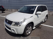Used 2007 SUZUKI ESCUDO BH368318 for Sale for Sale
