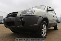 Used 2006 HYUNDAI TUCSON BH372090 for Sale for Sale