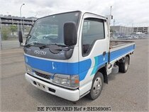 Used 2002 ISUZU ELF TRUCK BH369087 for Sale for Sale