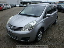 Used 2010 NISSAN NOTE BH369366 for Sale for Sale