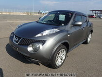 Used 2010 NISSAN JUKE BH372155 for Sale for Sale