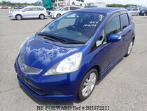Used 2008 HONDA FIT BH372211 for Sale for Sale