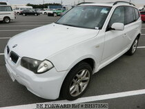 Used 2005 BMW X3 BH373563 for Sale for Sale