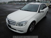 Used 2010 MERCEDES-BENZ C-CLASS BH373301 for Sale for Sale